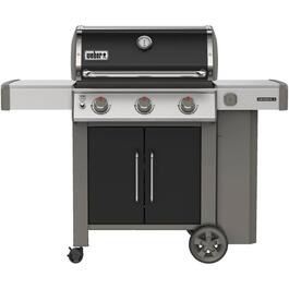 Genesis II E-315 3 Burner 669 sq. in. 39,000BTU Black Natural Gas Barbecue thumb