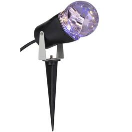 Blue and White LED Kleidoscope Spotlight thumb