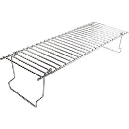 Universal Chrome Barbecue Warming Rack thumb