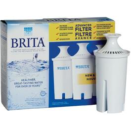 3 Pack Replacement Filters for Brita Water Pitchers thumb