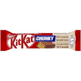 40g Kit Kat Chunky Chocolate Bar thumb