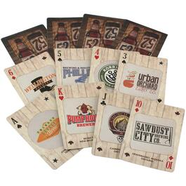 Craft Beer Playing Cards thumb