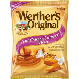 128g Werther's Original Soft Creme Caramel Candy thumb
