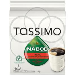 14 Pack Nabob Medium Roast Columbian Coffee T-Discs thumb