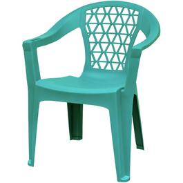 Adams Teal Big Easy Stacking Adirondack Chair Home