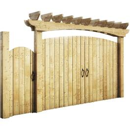 Trailer Gate Package, with Trellis thumb
