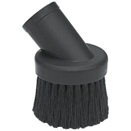 "1-1/4"" Black Round Vacuum Brush thumb"