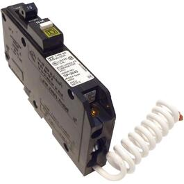 Single Pole 15 Amp Combination Arc Fault Pigtail Circuit Breaker thumb