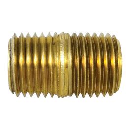 "3/8"" x Close Brass Nipple thumb"