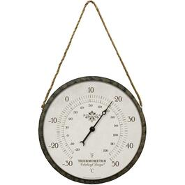 "16"" Dial Thermometer, Assorted Colours thumb"