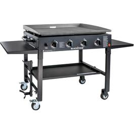 4 Burner 720 sq. in. 60,000BTU Propane Griddle Station thumb