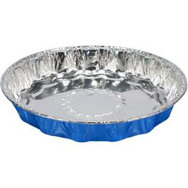 "3 Pack 8.5"" x 1.3"" Round Foil Cake Pans thumb"