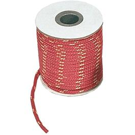"1/8"" x 66' Nylon Braided Rope thumb"