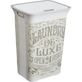 "13"" x 17"" x 24"" Decorative Laundry Hamper thumb"
