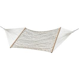 Hanging Natural Cotton Rope Double Hammock thumb