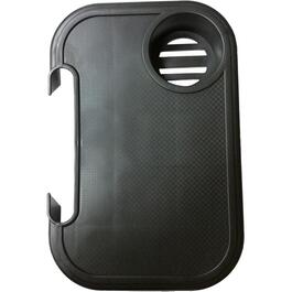 Black Beverage Holder Tray, for Summer Winds Zero Gravity Chair thumb