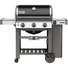 E310 Genesis II 3 Burner 669 sq. in. 37,500BTU Black Propane Barbecue thumb