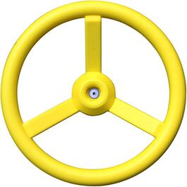 Yellow Playground Steering Wheel thumb