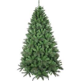 7.5' Unlit Artificial Concord Christmas Tree thumb