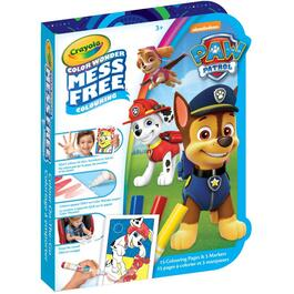 Paw Patrol Colouring and Activity Book thumb