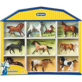 10 Piece Horse Lovers Collection Playset thumb