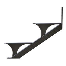 2 Piece 2 Step Yard Bronze Stair Stringer thumb