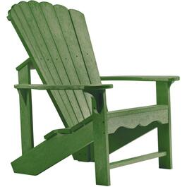 Cactus Green Captiva Recycled Plastic Adirondack Chair thumb