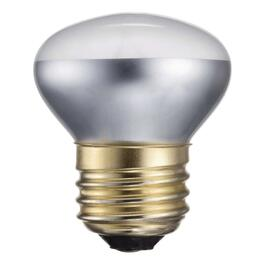 40W R14 Intermediate Base Frosted Light Bulb thumb