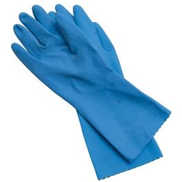 "Sani-Touch Unisex Large/Extra Large 13"" Deluxe Latex/Foam Work Gloves thumb"