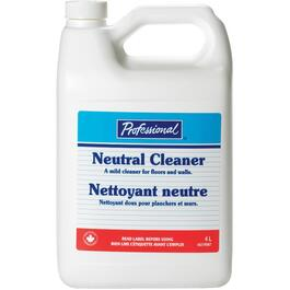 4L Neutral Floor Cleaner thumb