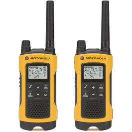2 Pack 56km 2 Way GMRS Radios, with Flashlight thumb