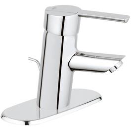 Feel 1 and 3 Hole Single Lever Chrome Lavatory Faucet thumb