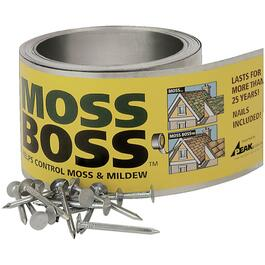 30' Moss Boss Moss and Mildew Prevention Strip thumb
