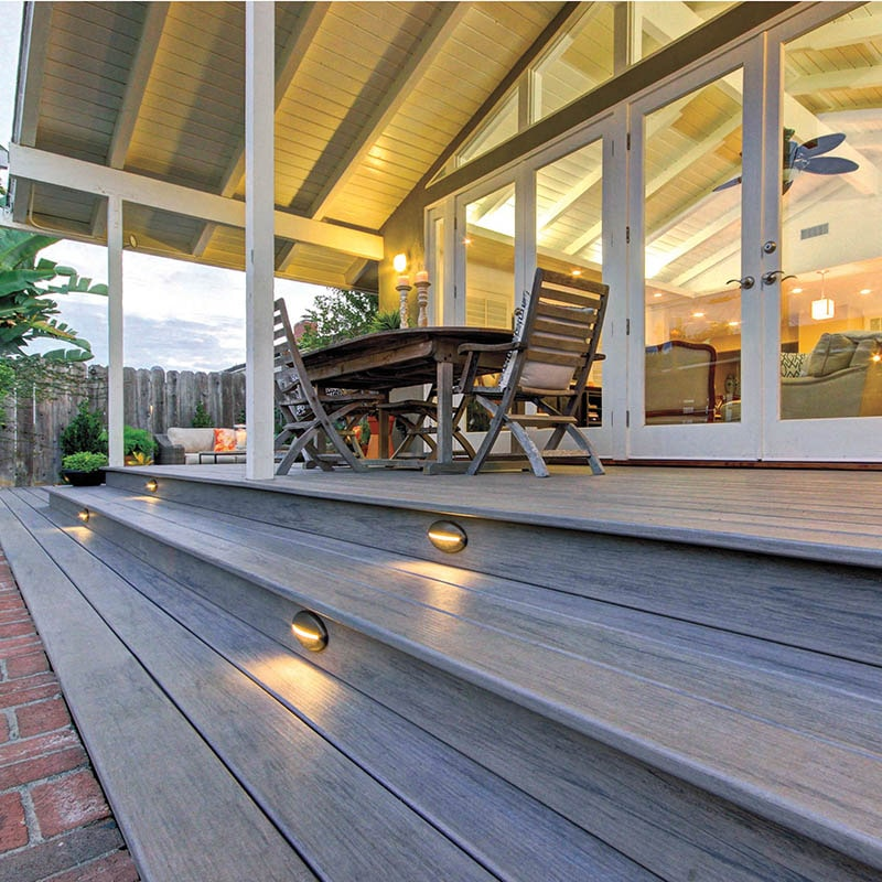 Ashwood Composite Deck