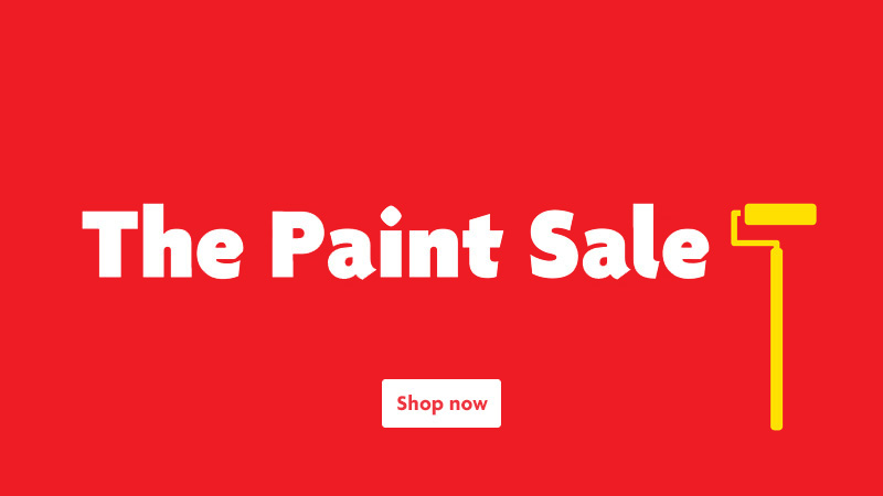 The Paint Sale Shop Now