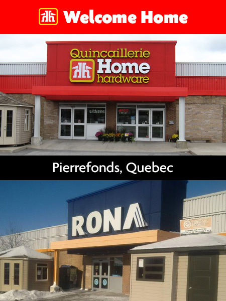 Pierrefonds , Quebec