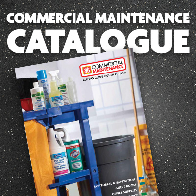 Commercial Maintenance Catalogue