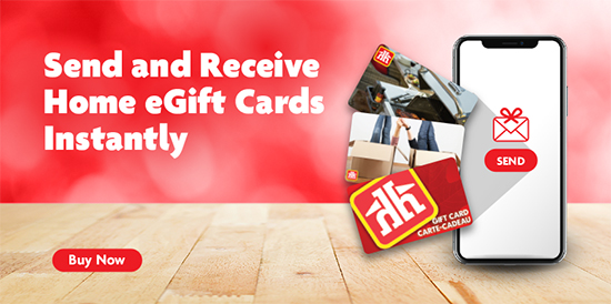 Home eGift Cards