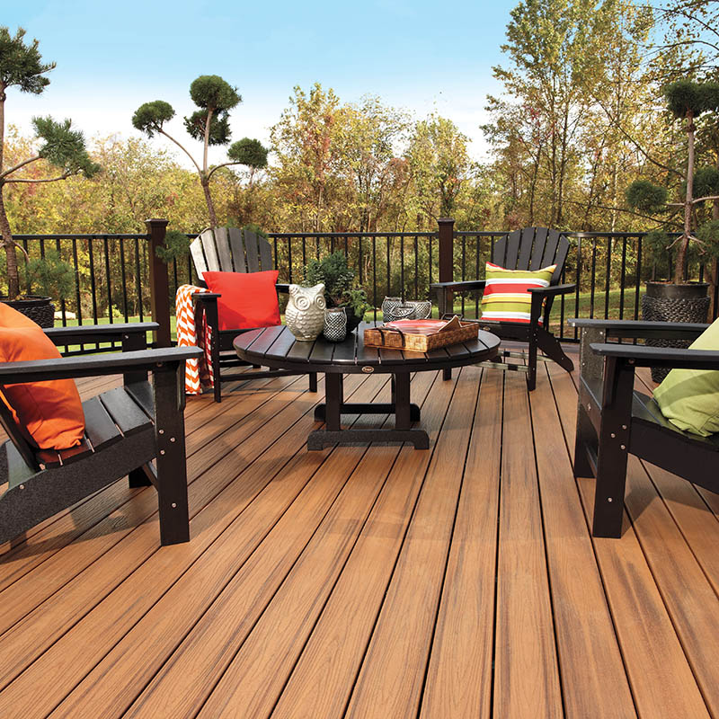 Tropical Composite Deck