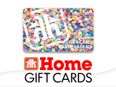 Home Gift Card