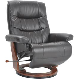 Fauteuil inclinable large Valencia, java thumb