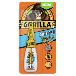Colle Super Glue Brush and Nozzle, 10 g thumb