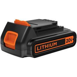 Bloc d'alimentation de 20 V au lithium-ion thumb