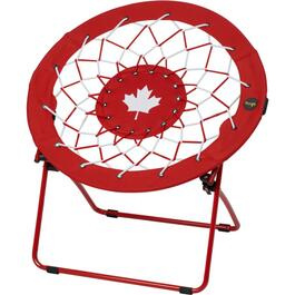 Chaise d'appoint Canada Bunjo, rouge thumb