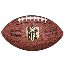 Ballon de football NFL, mini réplique en cuir thumb