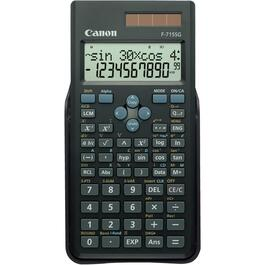 Calculatrice scientifique à 250 fonctions, modèle F-715SG thumb