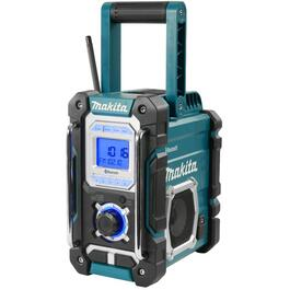 Radio utilitaire AM/FM/MP3/Bluetooth de 7,2 V - 18 V pour chantier thumb