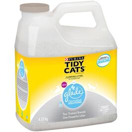 Litière Tidy Cats avec solution Glade, 6,35 kg thumb