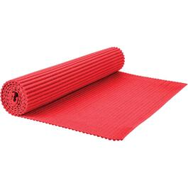 Tapis d'exercice de 24 po x 72 po x 1/4 po à circulation d'air thumb