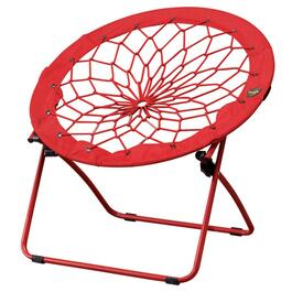 Chaise d'appoint Bunjo, rouge thumb
